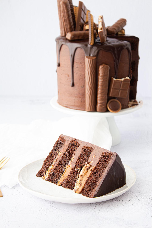 Twix Kuchen