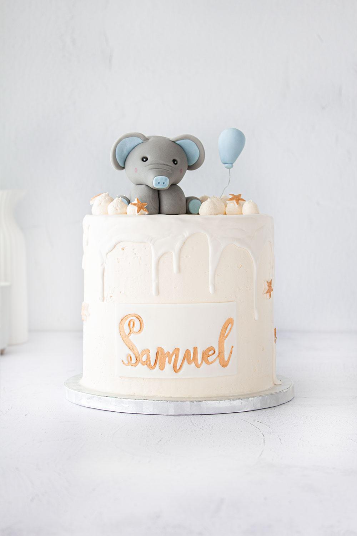 Karamell Torte