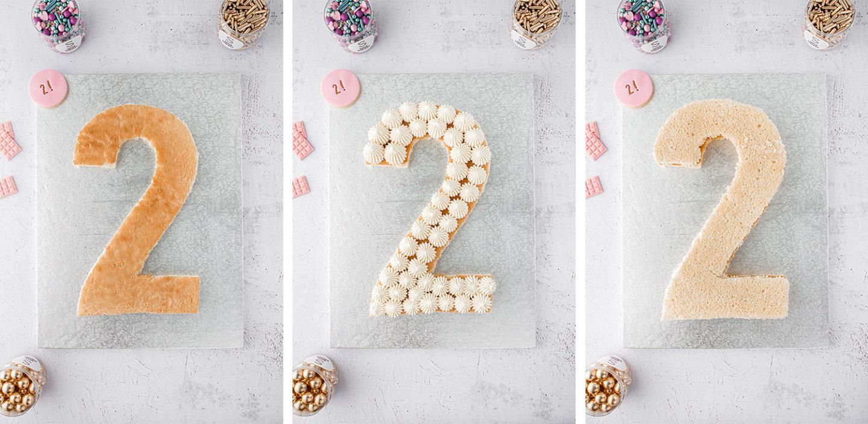 Number Cake Superstreusel