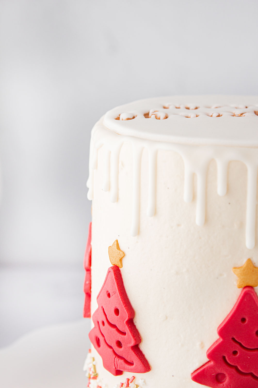 Red Velvet Cake Drip