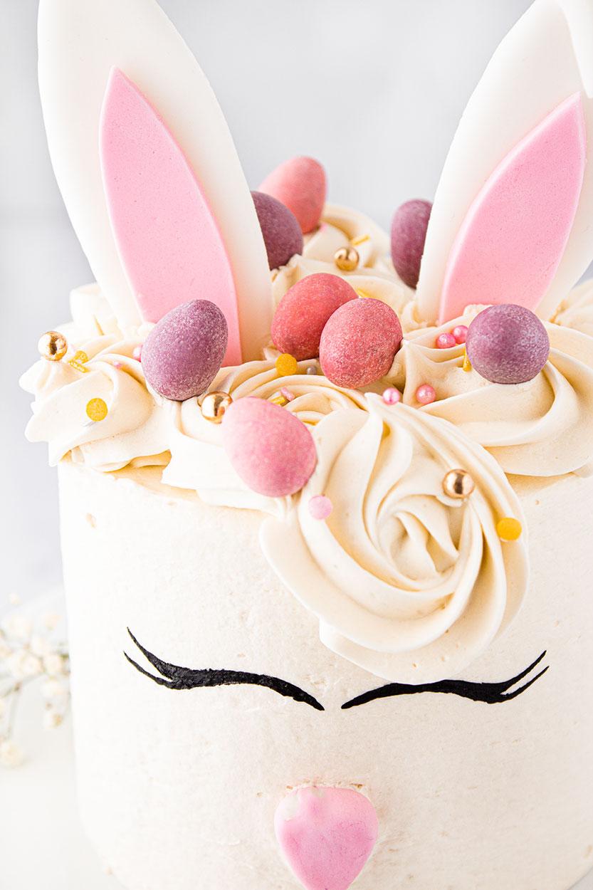 Bunny Carrot Cake