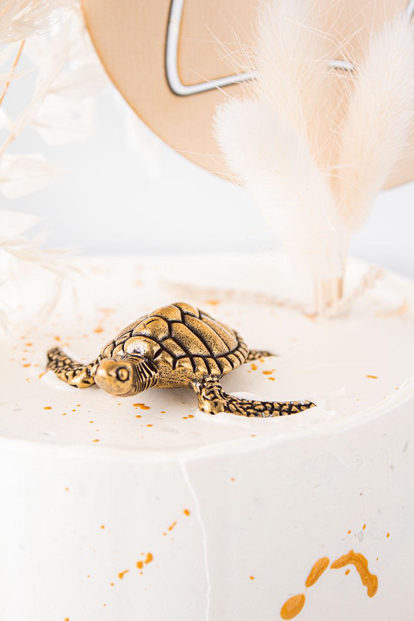 Goldene Schildkröte